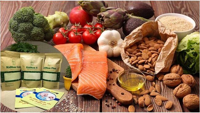 Một số loại thực phẩm tốt cho não trẻ ở giai đoạn này